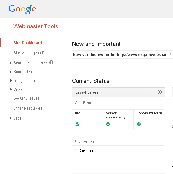 Google Webmaster Tools: Beginner's Guide