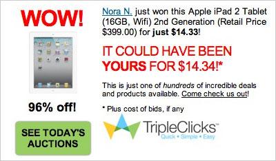 TripleClicks Review-pricebenders